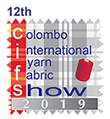 Cheerslife 12th Colombo International Yarn & Fabric Show 2019